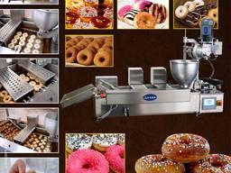 Оборудование для американских пончиков donut
