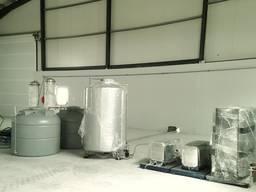 Оборудование для Спиртового экстрагирования натурального дубового экстракта , CTS