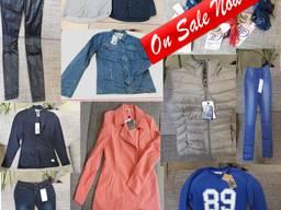 Одежда Tom Tailor по стоковым ценам !