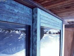 Окна и свето конструкции из дерево-бронзы