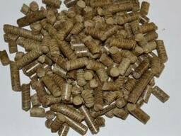 Пеллеты древесная