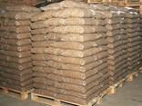 Пеллеты древесные в пакетах по 15 kg Holzpellets in Packung - фото 1