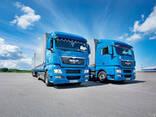 Перевозки грузов автомобильным транспортом по Европе, в СНГ