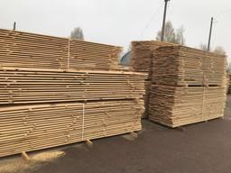 Sell, sawn timber (pine) 20х90х3000 - 4000(mm) 2-3 grade