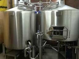 Пивоварня б/у, 500 литров, год выпуска: 2015