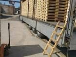 Поддон деревянный - фото 1