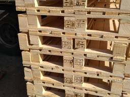 Поддон деревянный 800х1200 из доски 17 мм или 22 мм