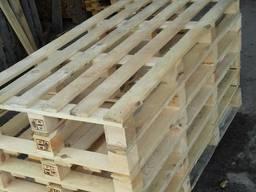 Поддоны деревянные , маркированные