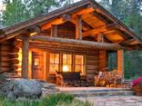 Построим красивый дом из ели - фото 1