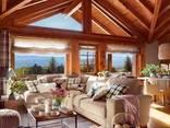 Построим красивый дом из ели - фото 4