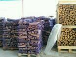 Продаём дрова колотые (дуб, ольха, береза) - фото 2