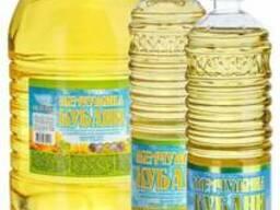 Продажа подсолнечного масла