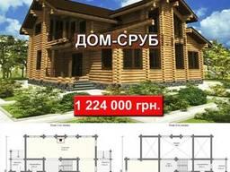 Проектируем и производим деревянные дома - фото 1