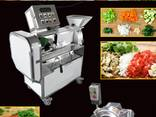 Промышленное оборудование для мойки и резки овощей - photo 2