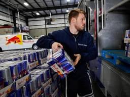 Redbull energy drink , Fanta , Pepsi , monster energy drink