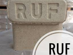 RUF брикеты / briquettes