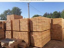 Sawn timber, bars pallet boards
