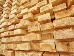 Sawn Timber (Lumber), Hardwood, Softwood, Bars - фото 3