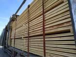 Sawn timber of pine - photo 8