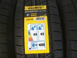 Шины Reifen 235 65 R 16 C 4 St Delinte Winter