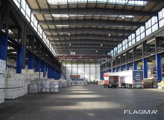 Склад Таможенный склад в порту Гамбурга