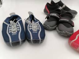 Slam aquashoes - детская обувь сток оптом.
