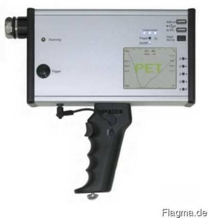 Спектрометр для анализа полимеров