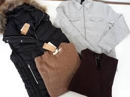 Стоковая одежда микс от известного Швецкого производителя