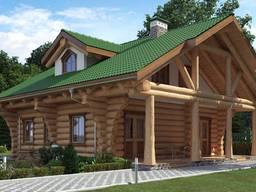 Строим продаем деревянные рубленые дома