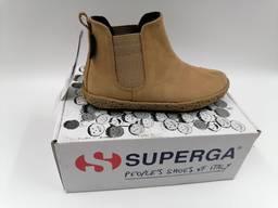 Superga Детская обувь микс оптом.