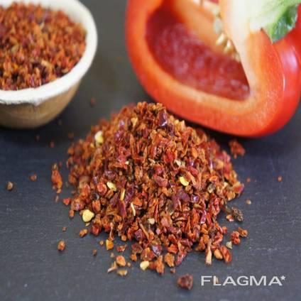 Сушеный красный болгарский перец