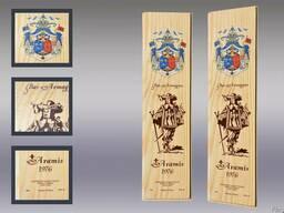 Сувенирная деревянная упаковка - фото 1