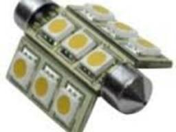 Светодиодные лампочки для автомобилей