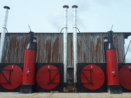 "The charcoal kiln ""UMT-3 Plus EcoTeploOtbor"""