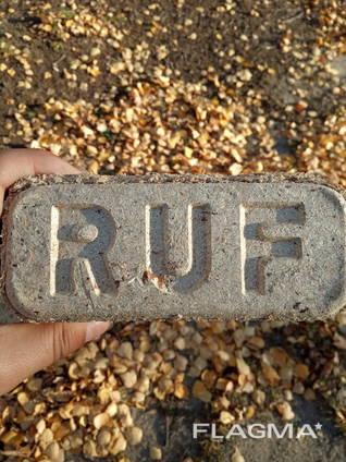 Топливный брикет типа RUF