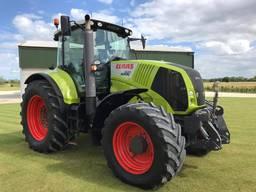 Трактор Claas Axion 820, Германия