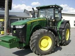 Трактор John Deere 8345 R Powershift