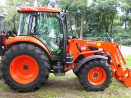 Traktor Kubota M 6040