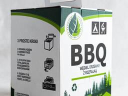 Уголь BBQ BOX Holzkohle