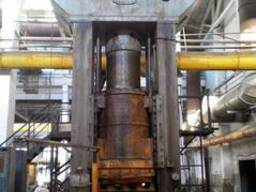 Hydraulic press for plastics, force 1000t - photo 2