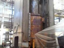 Hydraulic press for plastics, force 1000t - photo 4