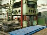 Used hydraulic stamping press with sliding table force 3150t - photo 2