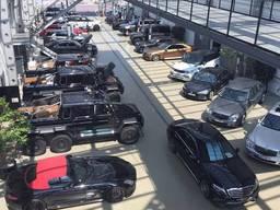Wir kaufen Personenkraftwagen!!!