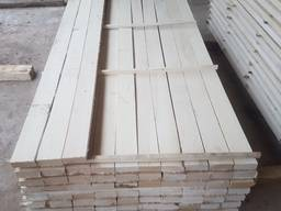 We sell sawn timber, edged planks, blanks Aspen