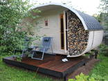 Wir bieten Saunen aus Holz / Предлагаем бани из бруса - фото 4