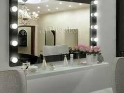 Зеркало с подсветкой 1200х800