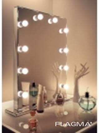 Зеркало с подсветкой 600х800