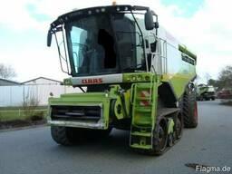 Зерноуборочный комбайн Claas Lexion 770 ТТ, Германия