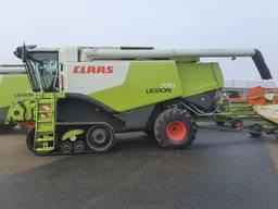Зерноуборочный комбайн Claas Lexion 770 TT, Германия
