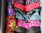 Женское нижнее бельё оптом бюстгальтеры трусы купальники Оптовые миксы - фото 16